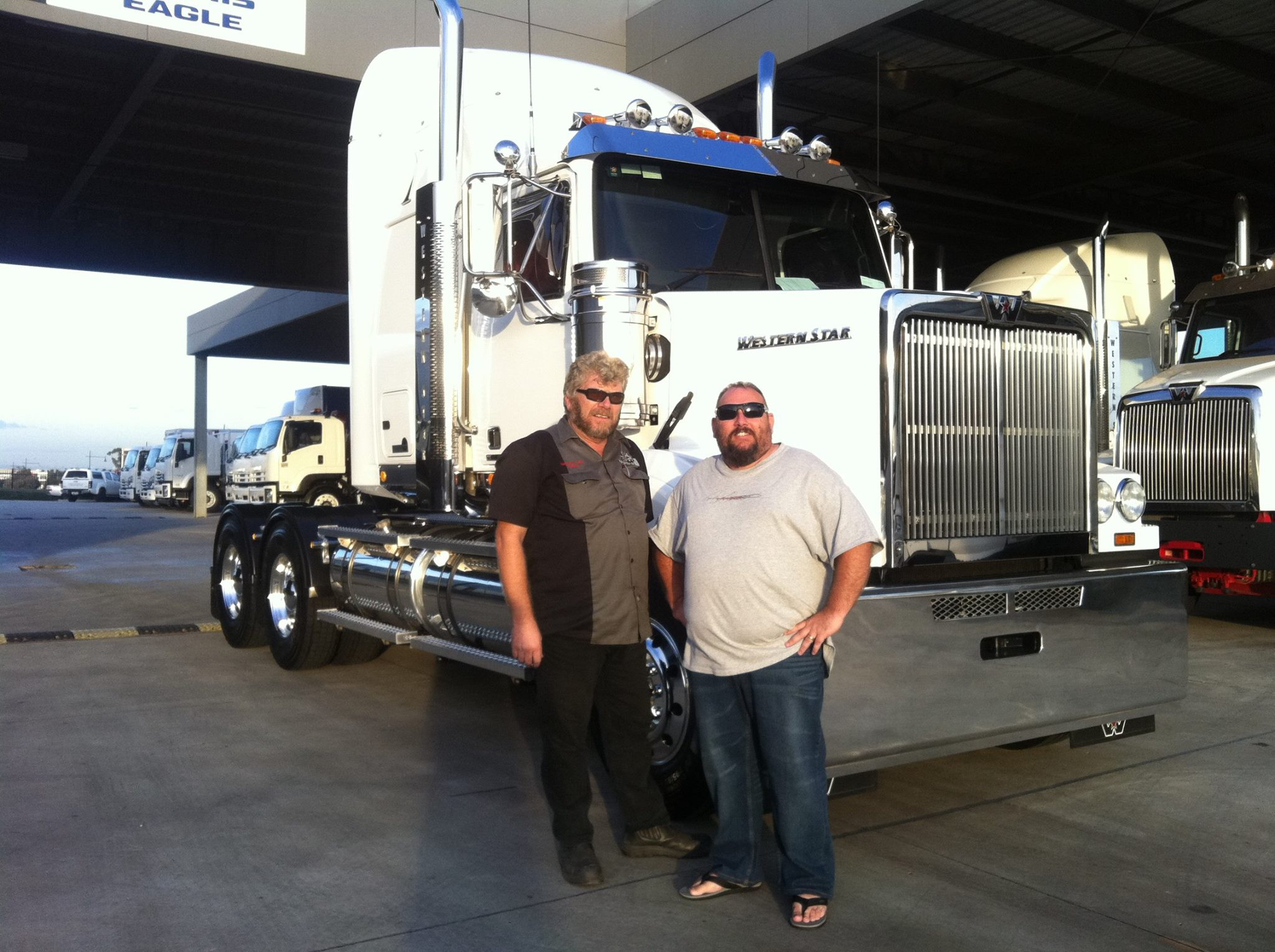 Buying a New Truck Trade in your old truck or trailer