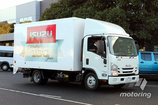 Automatic Transmission Preferred by Isuzu Truck Buyers